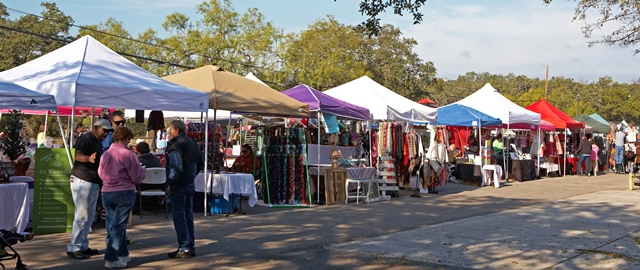 2019 Old Town Helotes Summer MarketPlace